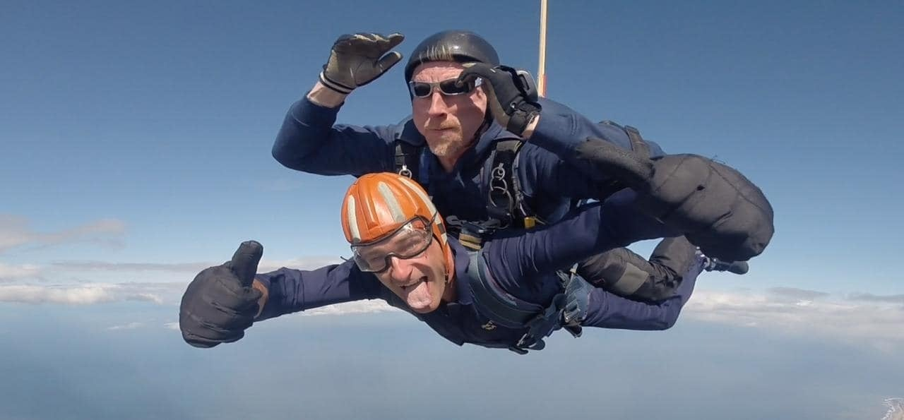 Durham Tandem Skydive Experience-2