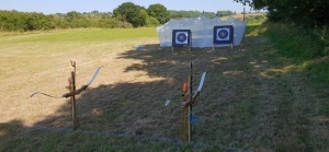 Field Archery and Target Experience in Bath-3