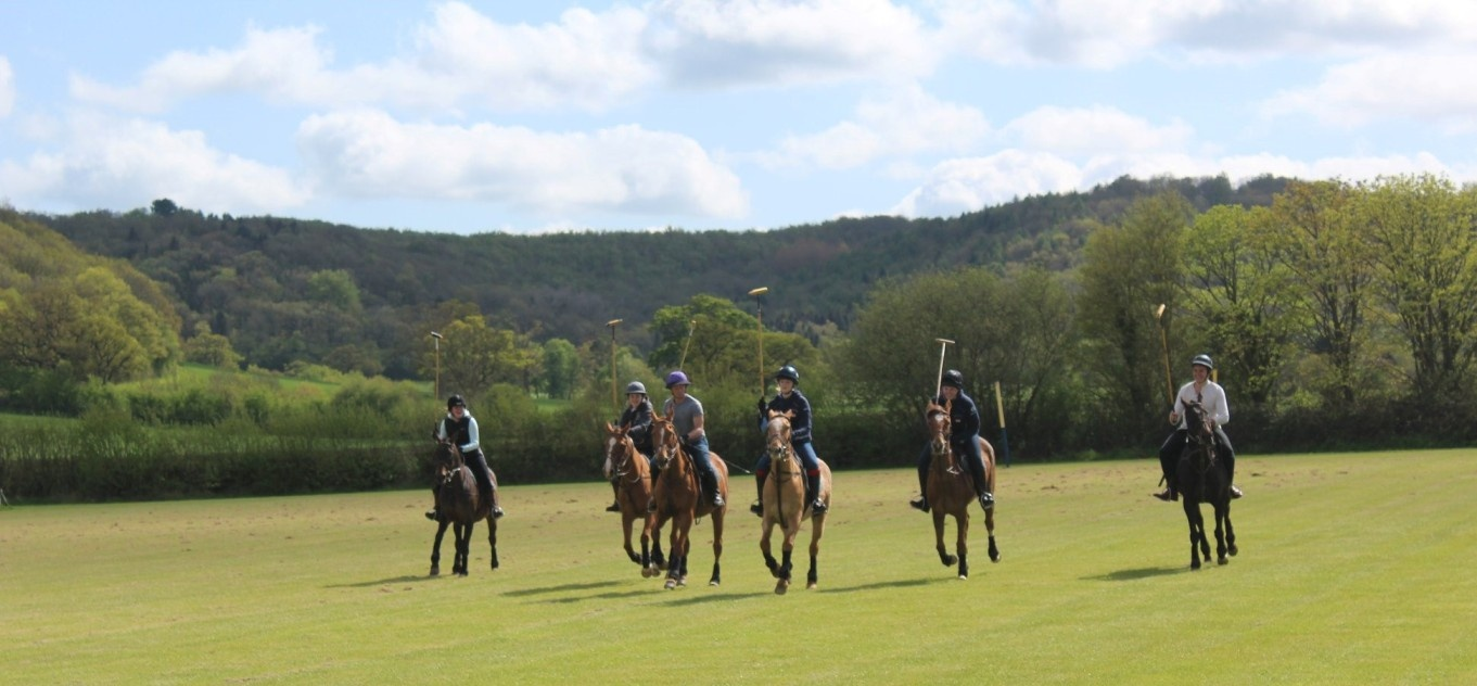 Full Day Introduction to Polo, Somerset-4
