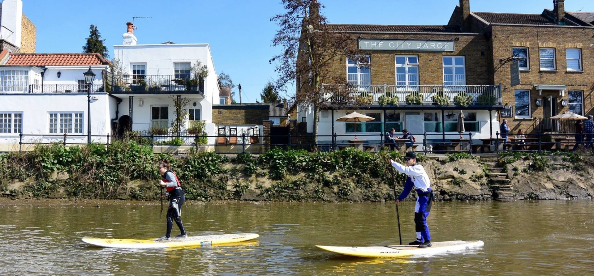Introduction to Paddleboarding - London-2