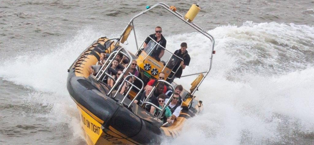 Ultimate London Tower Thames Rib Blast - Child