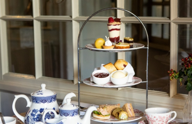 The Bear Hotel with Sparkling Afternoon Tea and Palace Experience.jpg