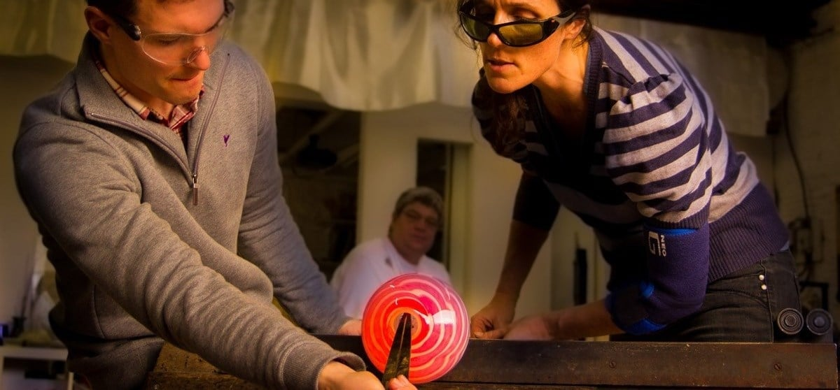 Glass Blowing - 1 Day Beginner's Class-1
