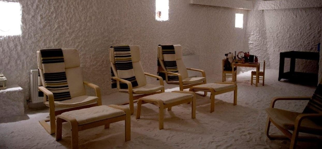 Salt Cave Therapy Experience-3
