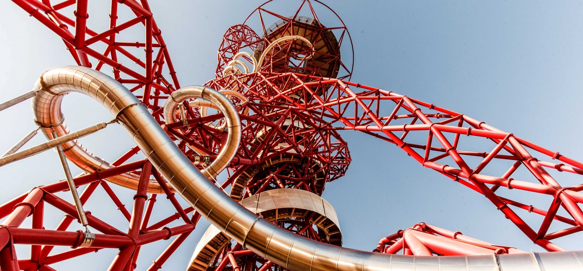 The Slide at The ArcelorMittal Orbit For 2 Adults-3