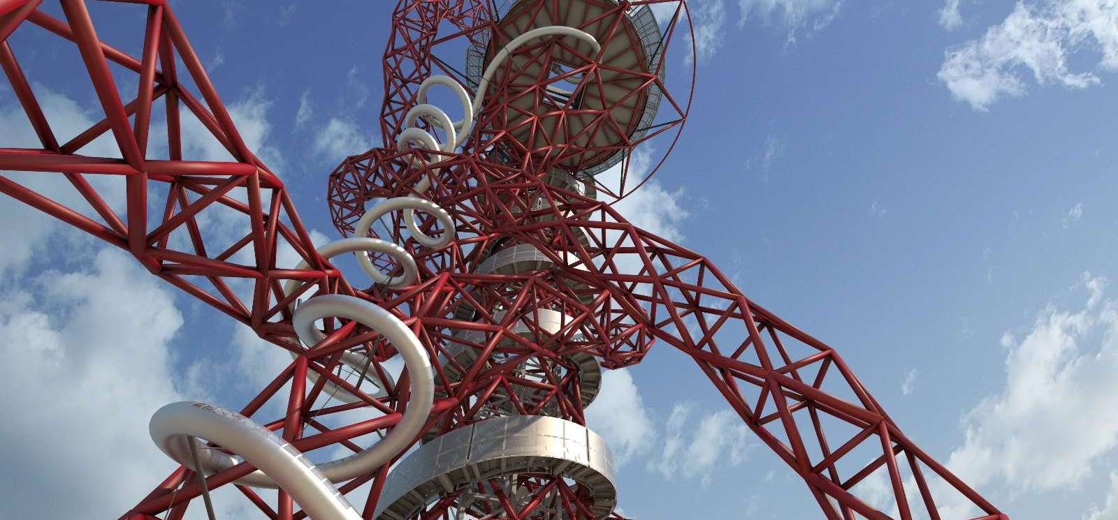 The Slide at The ArcelorMittal Orbit For 2 Adults-1