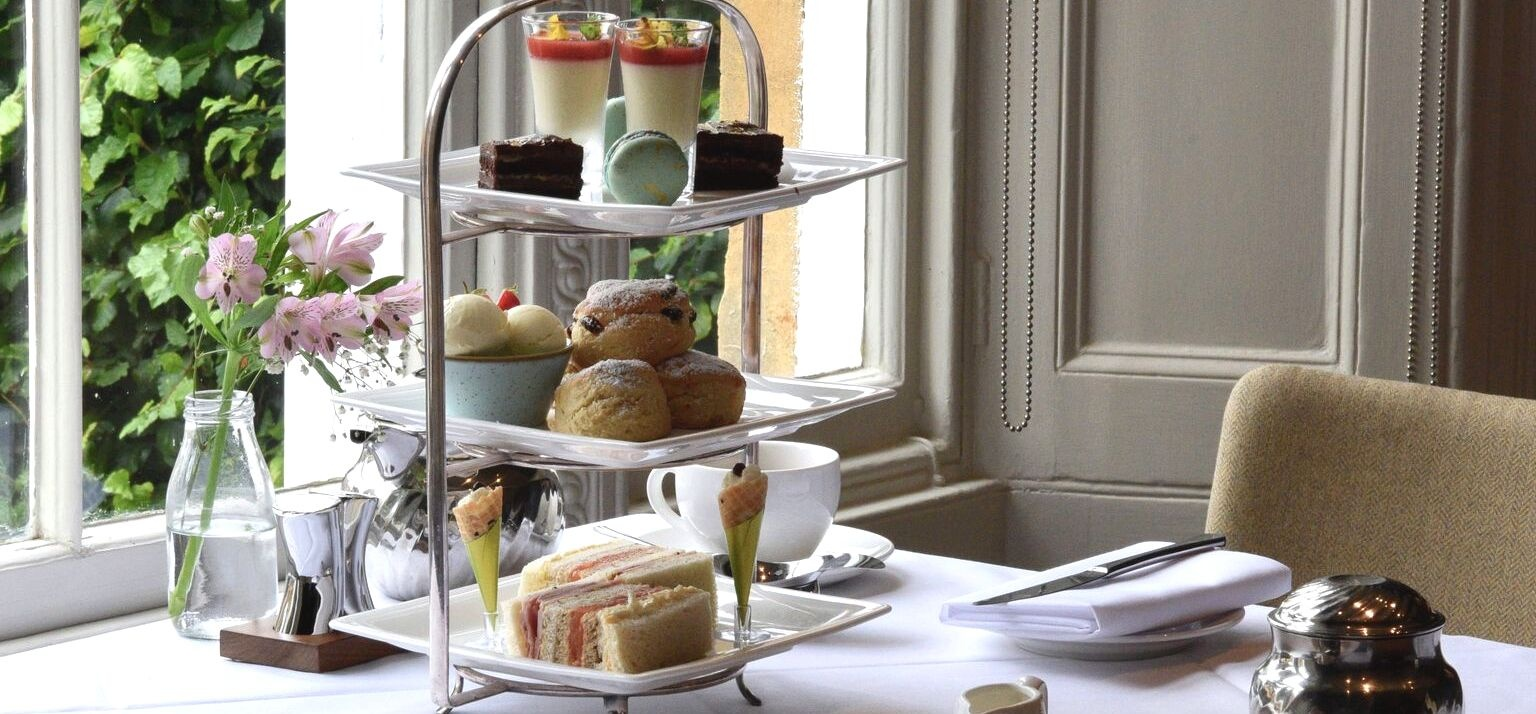 Cotswold House - Afternoon Tea for Two-3