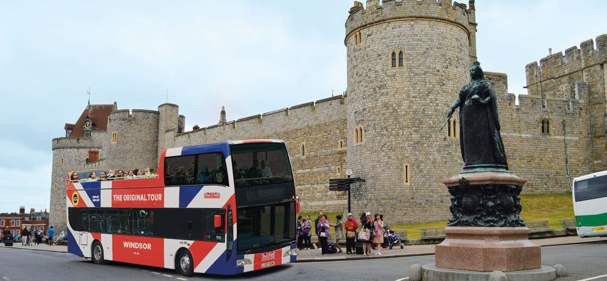 Windsor Sightseeing Bus Tour Family Ticket-4