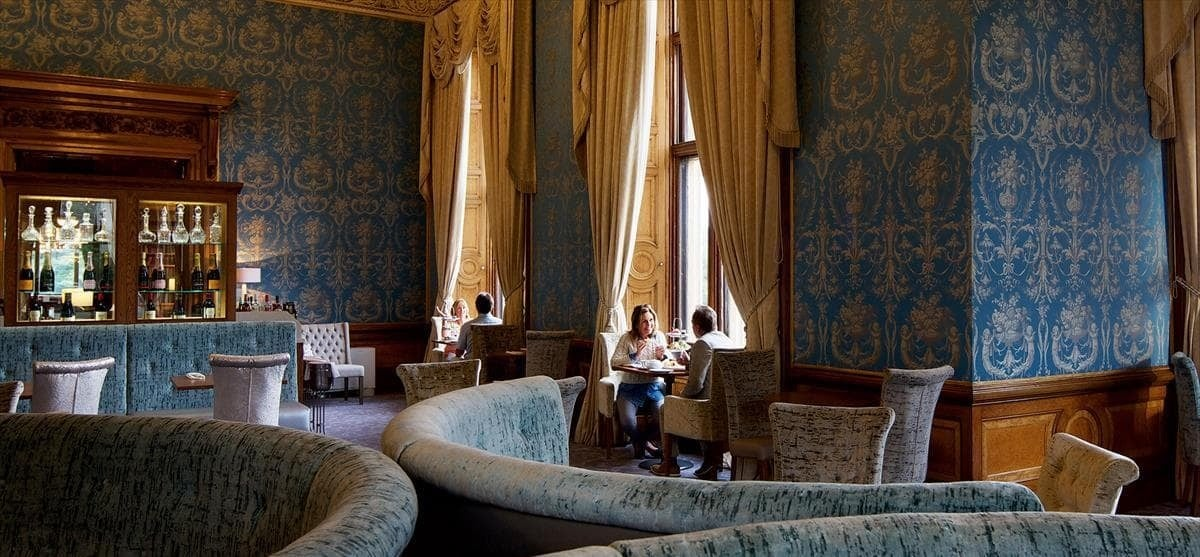 Thoresby Hall Afternoon Tea for Two-4