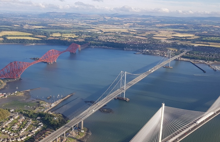 Three Bridges Edinburgh Helicopter Flight for 3.jpg