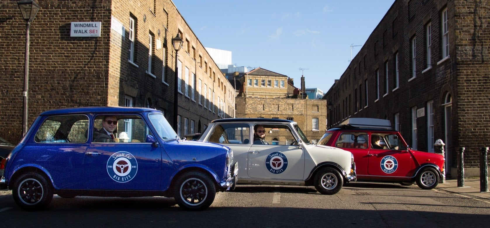 Harry Potter Film Locations Tour in a Mini Cooper-1
