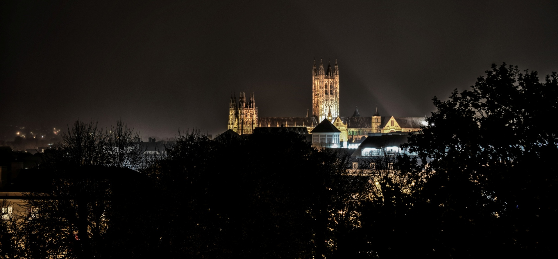 Canterbury Ghost Tour for Two People-12