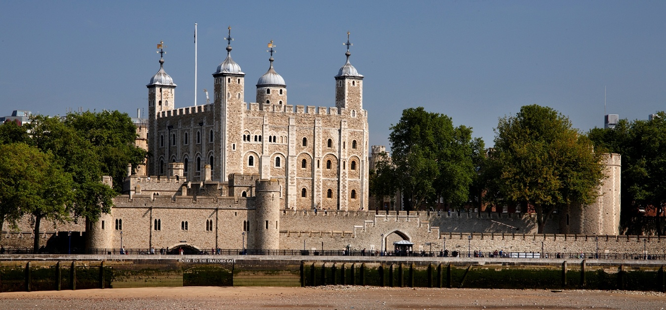 Tower of London with Afternoon Tea for Two-1