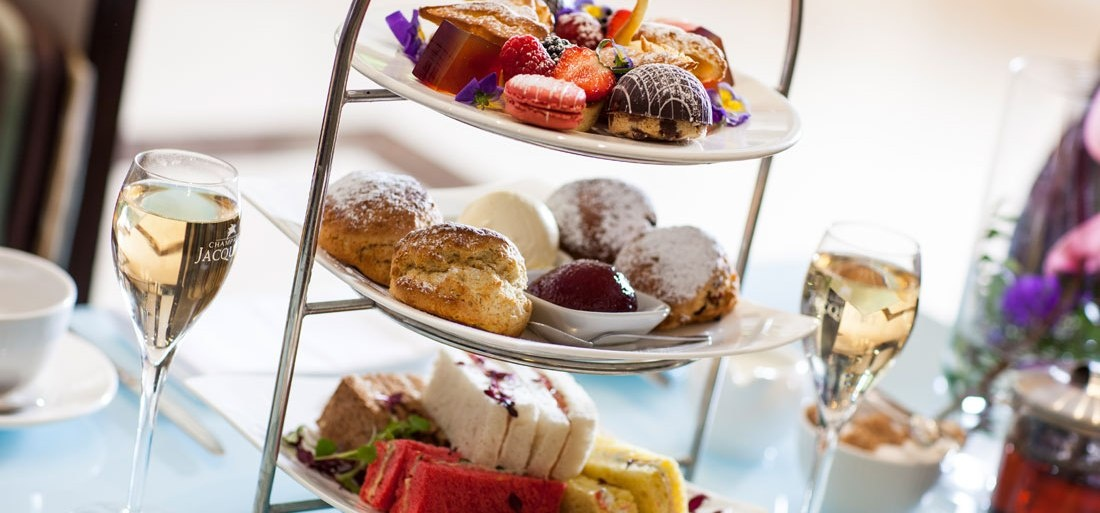 Traditional Afternoon Tea For Two At Montcalm Hotel - London-3