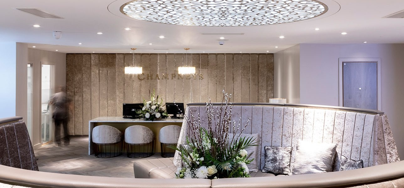 Evening Spa & Dinner at Champneys Henlow-12