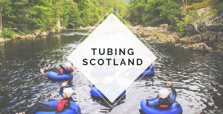 Staff Review: Adventure Tubing in Scotland