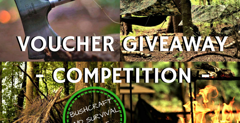 *Competition* Bushcraft and Survival Voucher Giveaway!