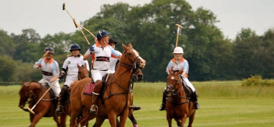 Adult Polo Lesson in South Yorkshire-1