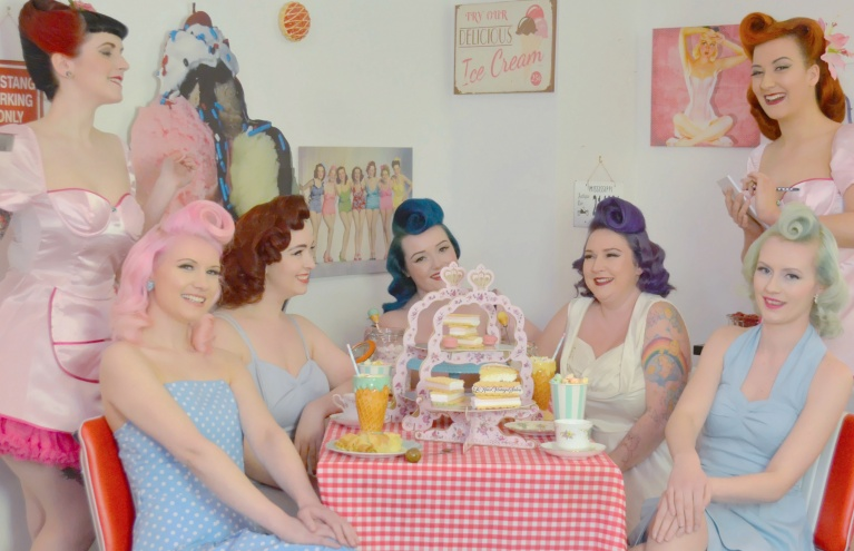 Vintage Pin Up Afternoon Tea in Birmingham.jpg
