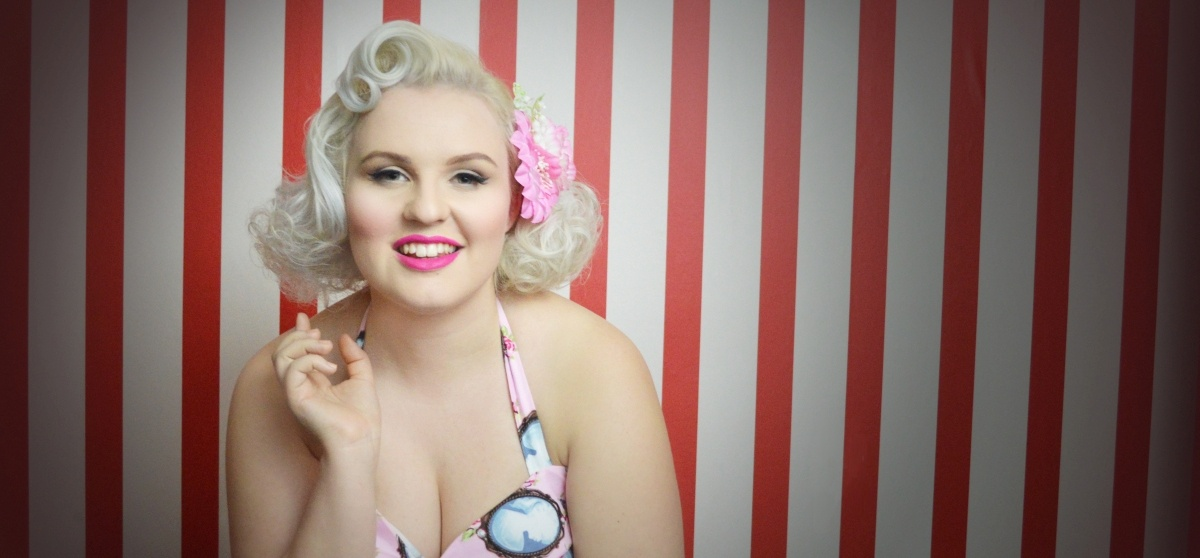 Pin Up Photoshoot In Birmingham