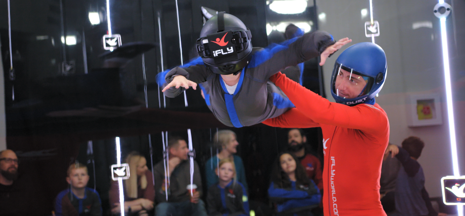 Virtual Reality Indoor Skydive - Christmas Special Offer-2
