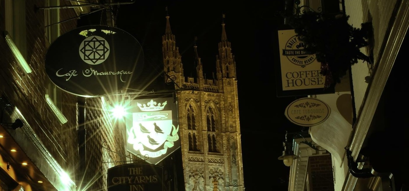 Canterbury Ghost Tour for Two People-13
