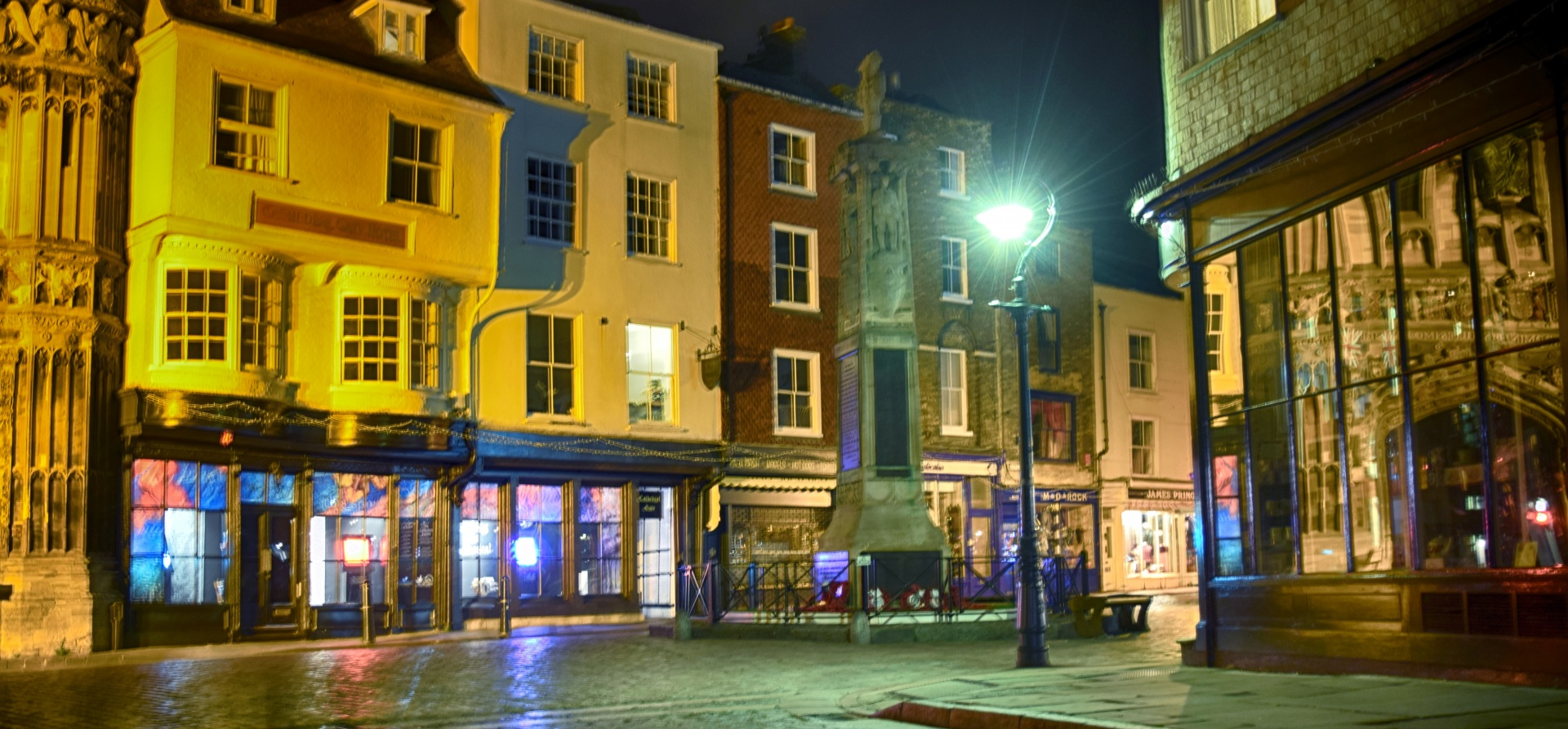 Canterbury Ghost Tour for Two People-14