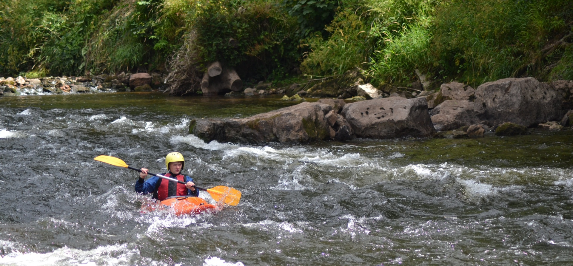 Full Day Kayaking Experience on the River Wye, Gloucestershire-4
