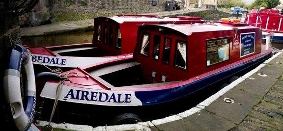 Weekday Canal Boat Hire in Skipton For Ten People-1