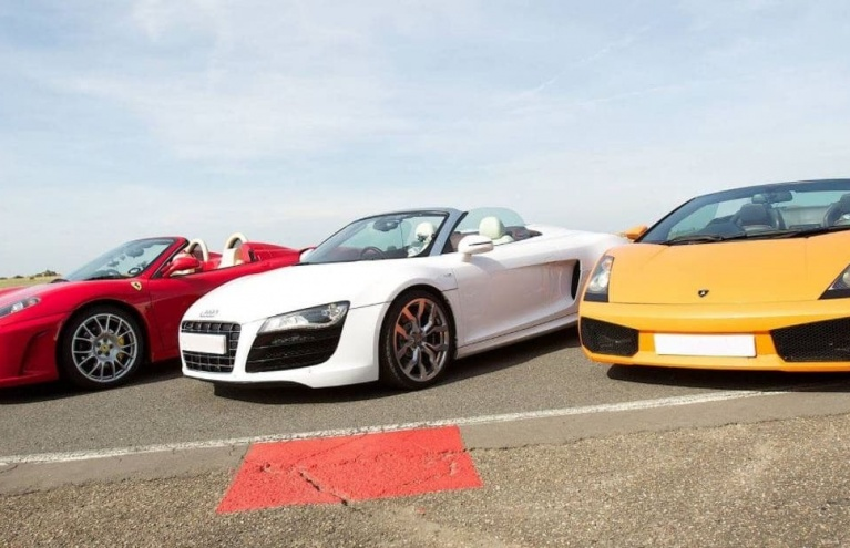 Weekend Only Junior Supercar Choice 1 Car Thrill Driving Experience.jpg