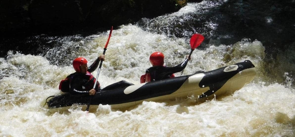 White Water Rafting Orca Adventure in Snowdonia-1