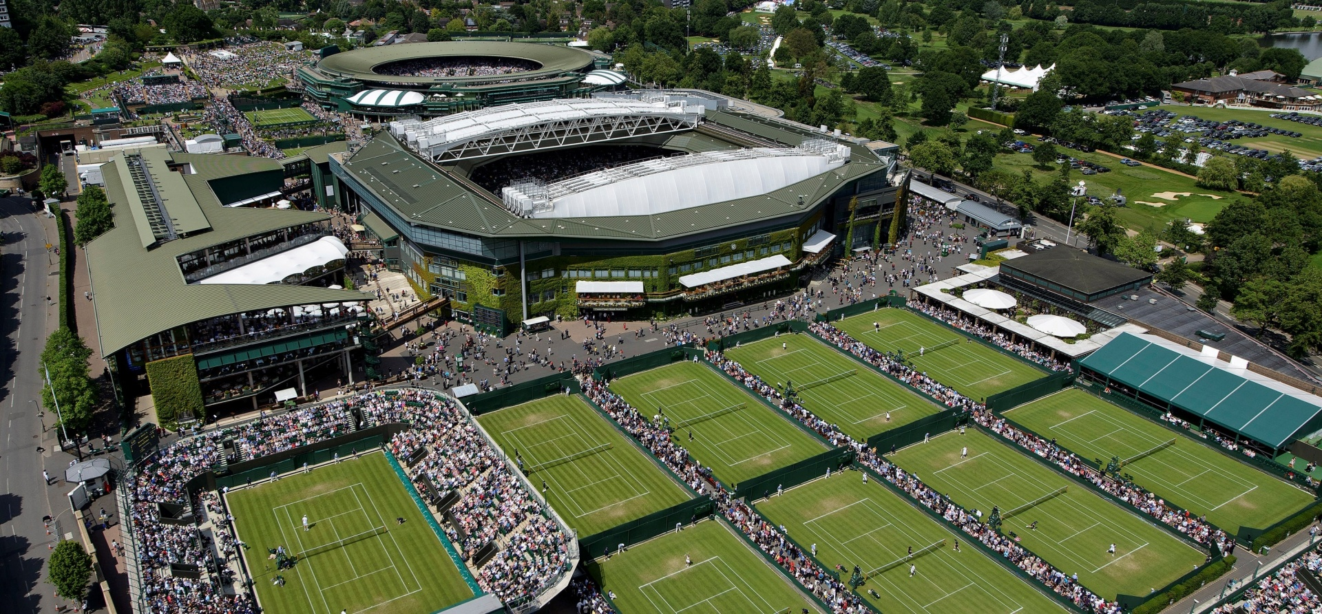Wimbledon Tennis Tour for Two-1