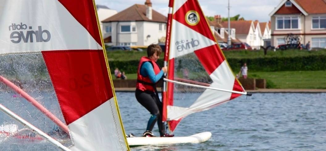 Windsurfing Experience in East Sussex-2