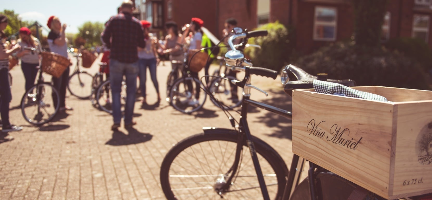 Bristol Wine Tasting Bike Tour For Two-3