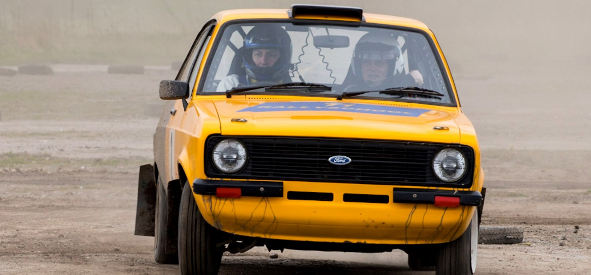 Full Day Rally Driving Introductory Experience in Yorkshire-10