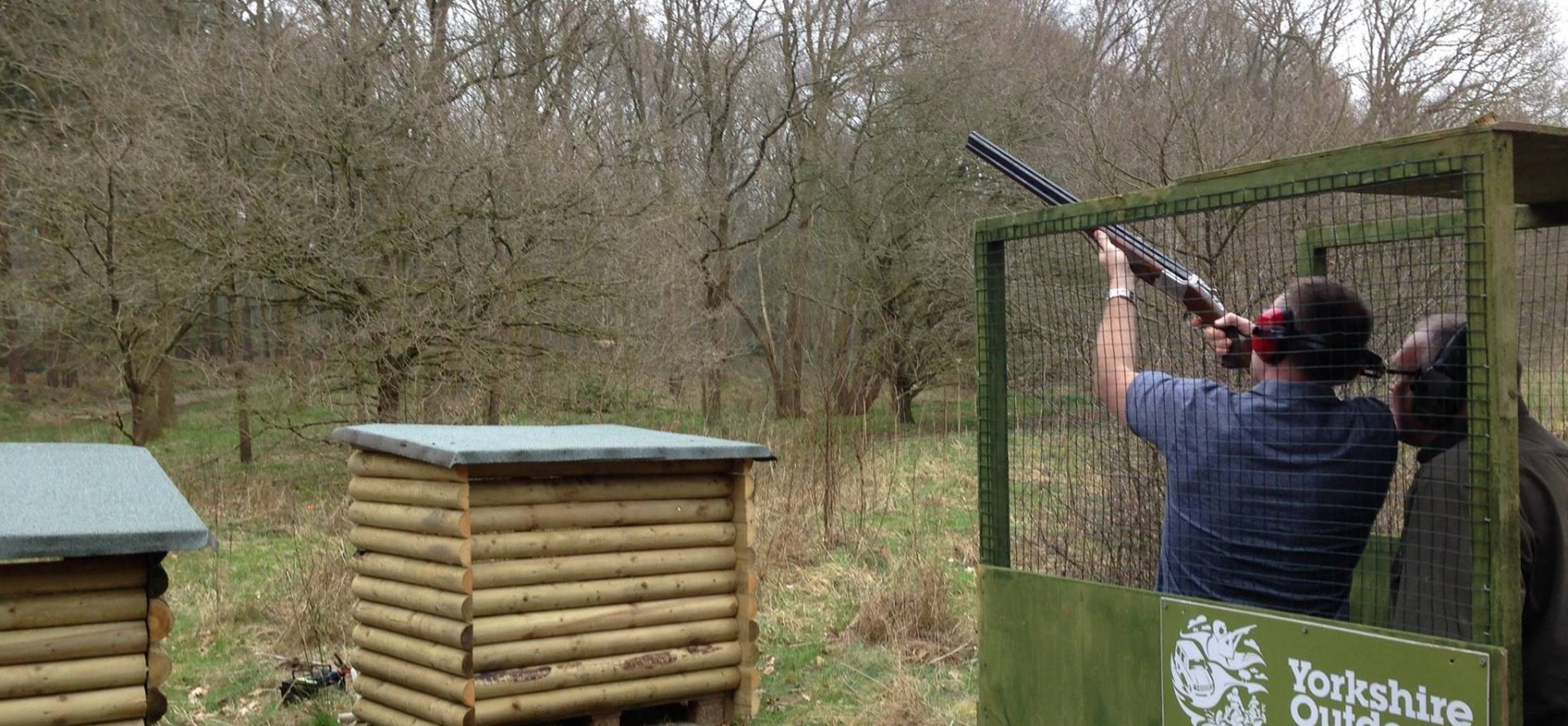 Clay Pigeon Shooting 25 Clays - Yorkshire