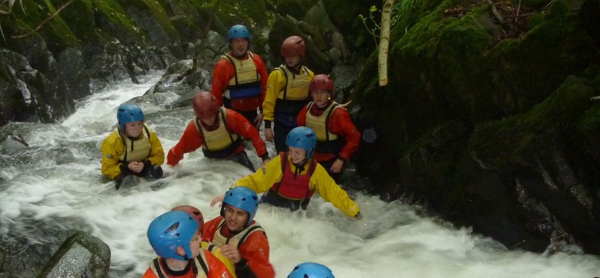 Yorkshire Group Gorge Walking Experience - Half Day-2
