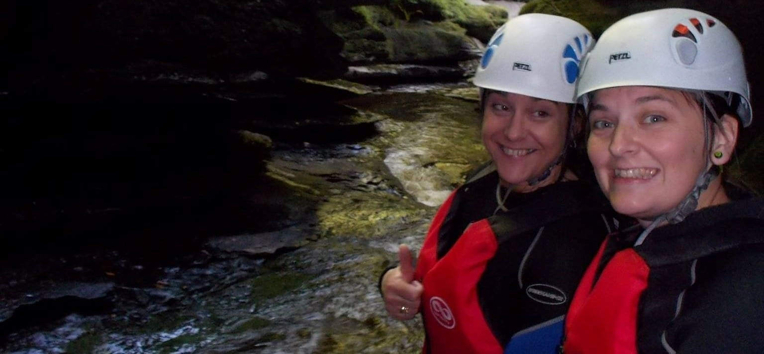 Yorkshire Group Gorge Walking Experience - Half Day-1
