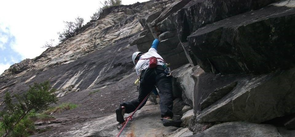 Yorkshire Rock Climbing Experience For 4-6