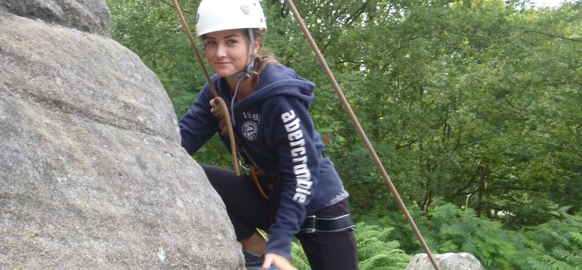 Yorkshire Rock Climbing Experience For 4-8