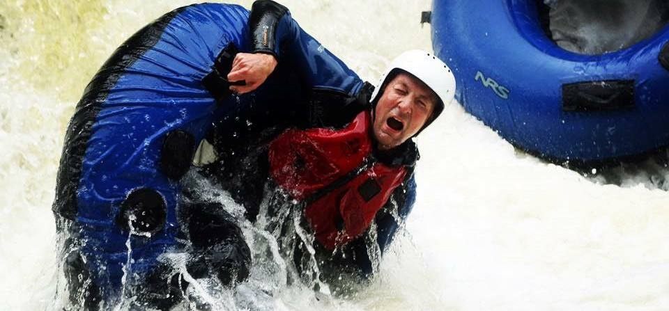 Adventure Tubing Experience for Two - Perthshire-4