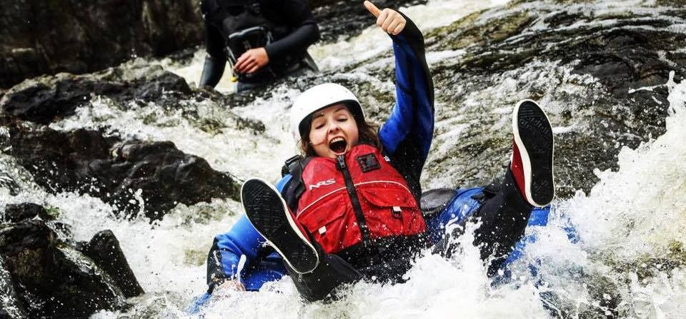 White Water Adventure Tubing - Perthshire-2