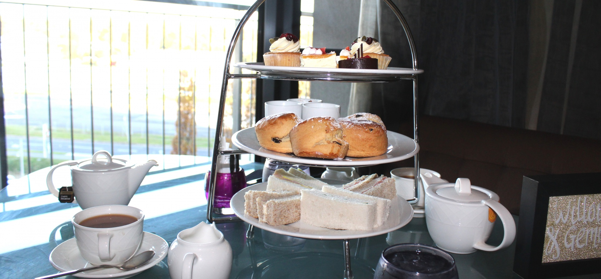 Brooklands Afternoon Tea and Spa Treatment in Surrey-2