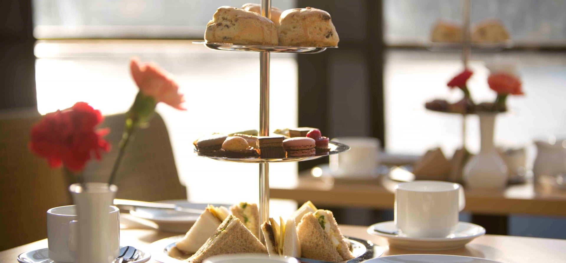 Afternoon Tea Cruise on the Thames for Two-1