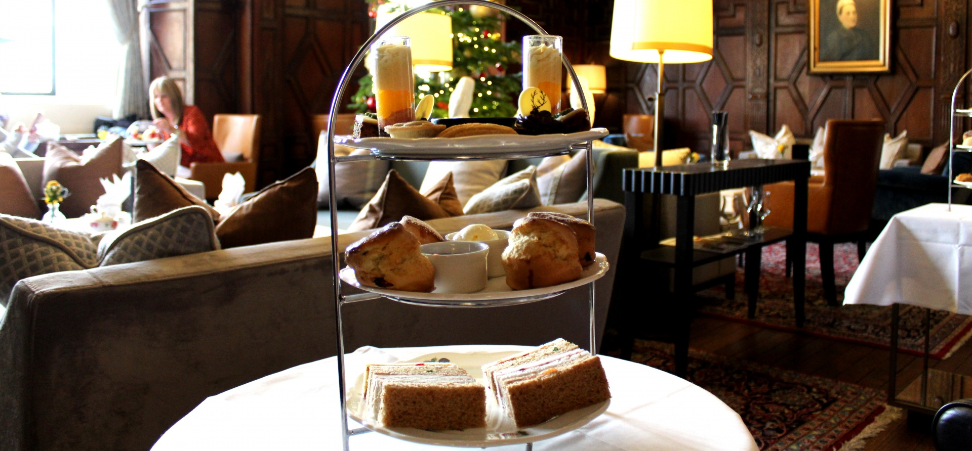 Champneys Afternoon TeaandSpa Day At Eastwell Manor