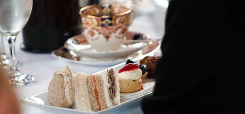 Afternoon Tea and Tour for Two with Prosecco - Preston-3