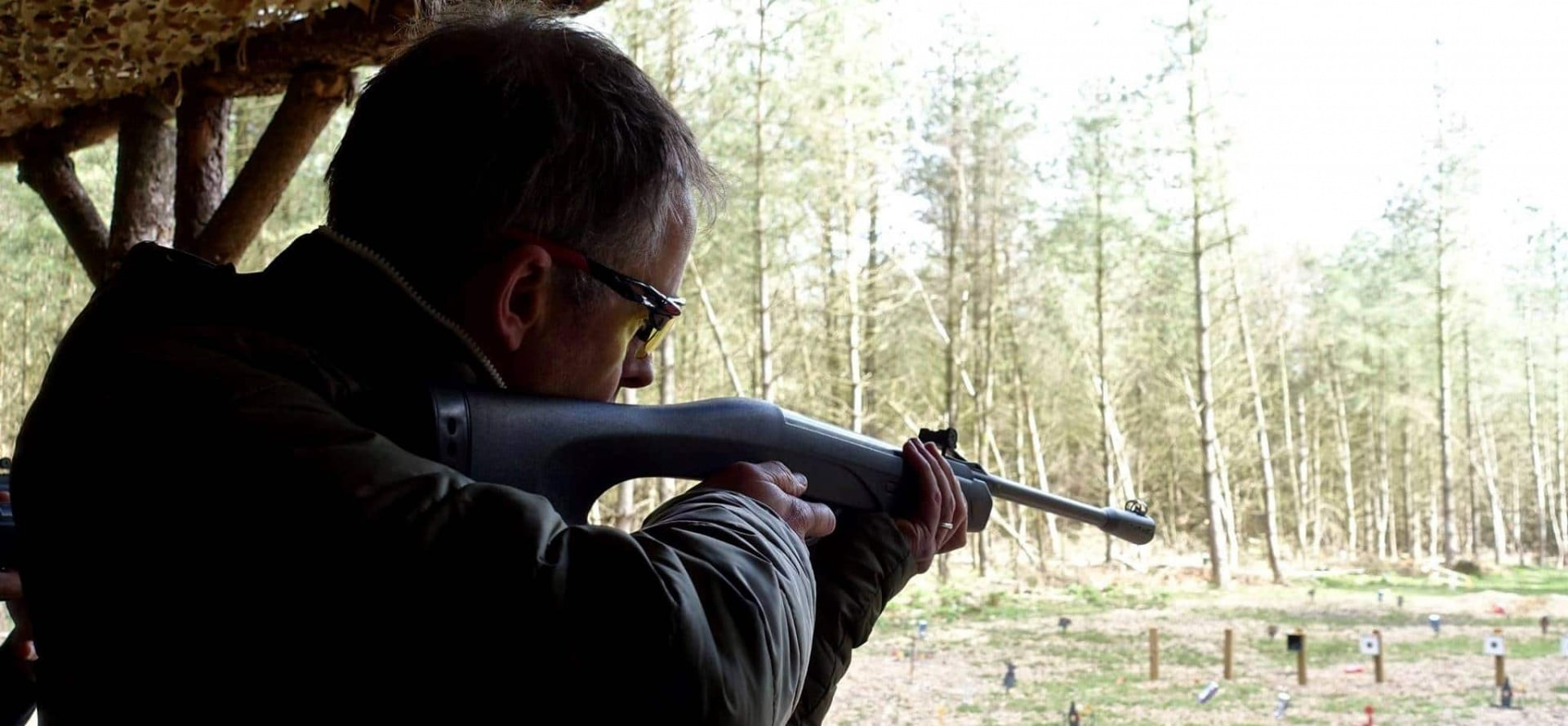 Air Rifle and Pistol Shooting Experience in Sussex-5