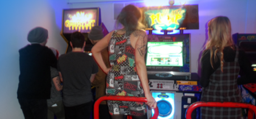 Exclusive Group Arcade Play - Essex-5