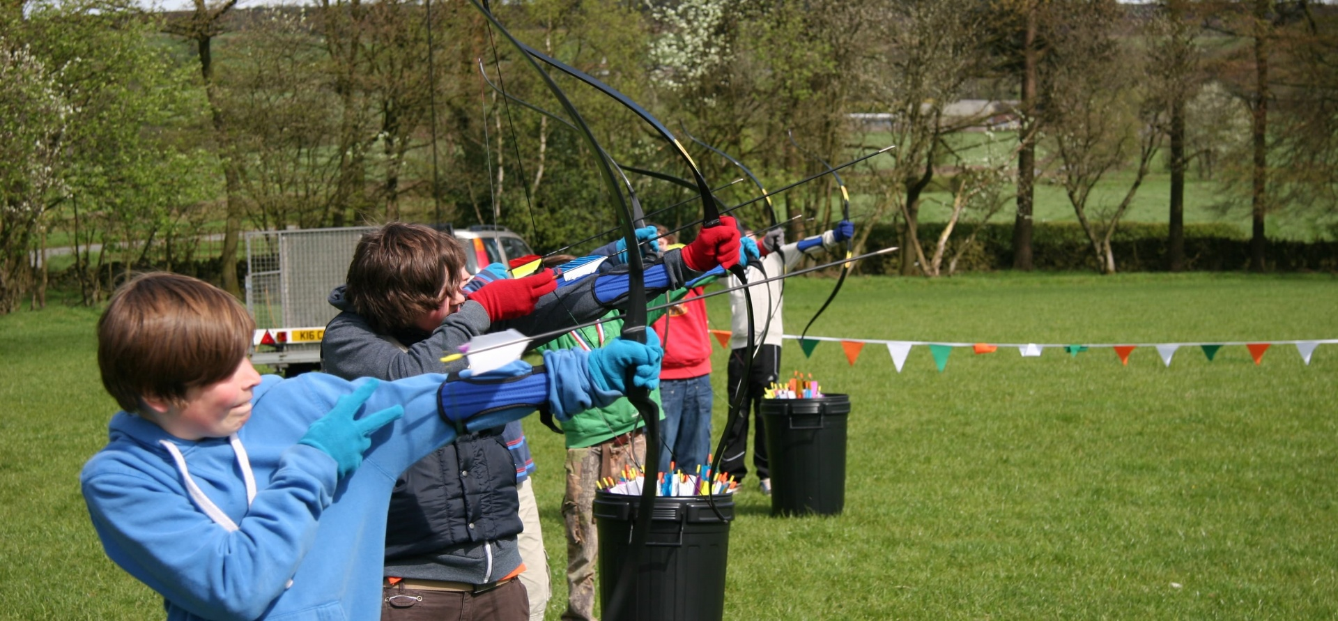Macclesfield Archery Experience for Two-4