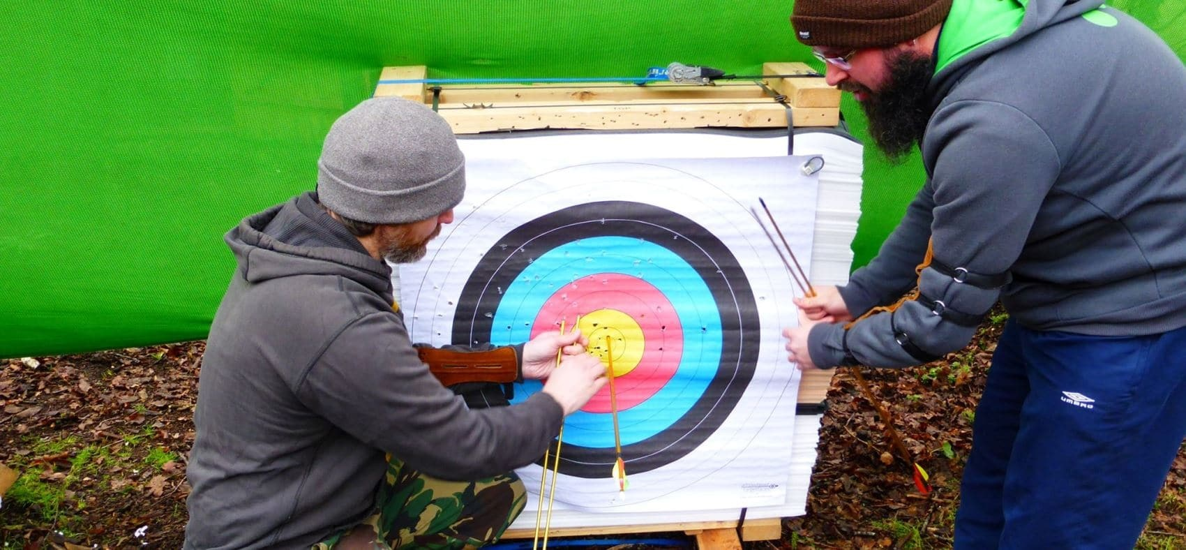 Archery Experience For Two - Reading-1